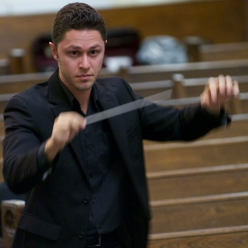 Conducting Photo 1